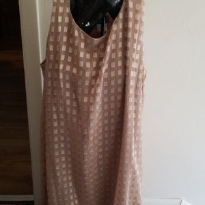 Two piece  ladies dress